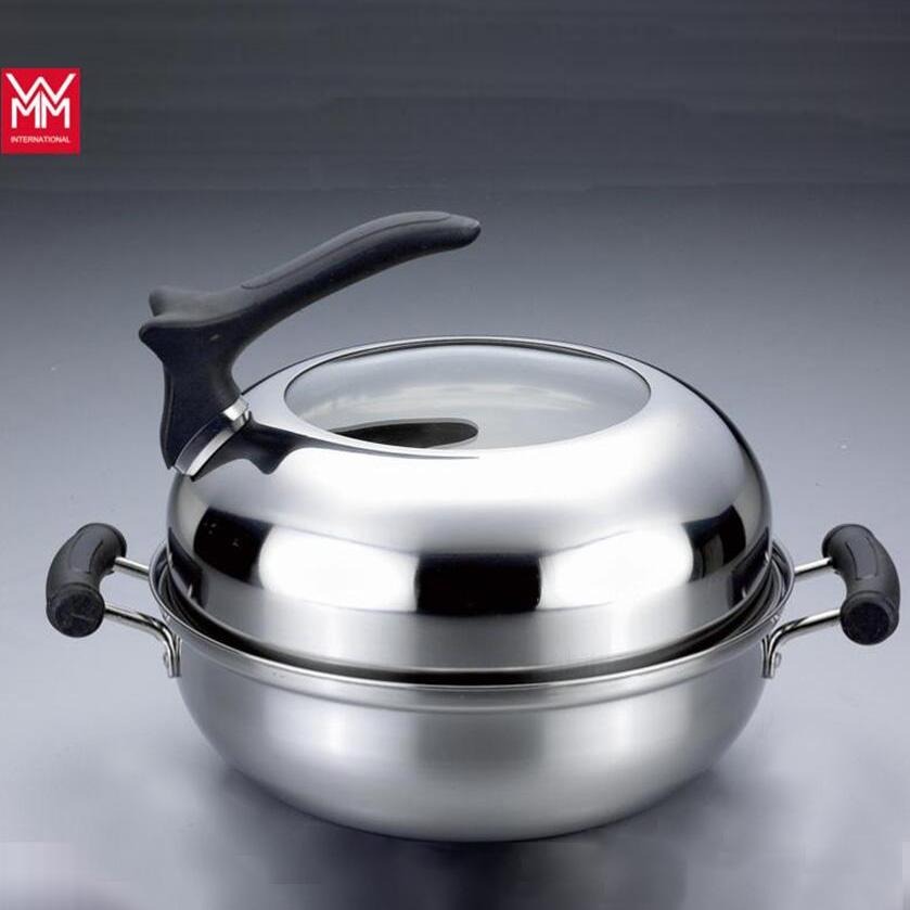 WMM汤蒸一品可视锅